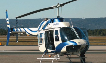 Lost in the FOG – Bell 206 N828AC