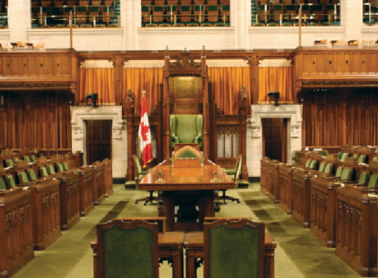 Composite Structure and the House of Commons